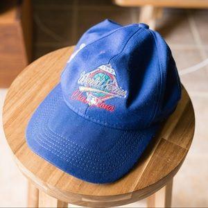 Vintage Blue Jays Championship Baseball Cap Hat